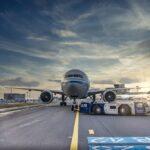 road, airplane, aircraft